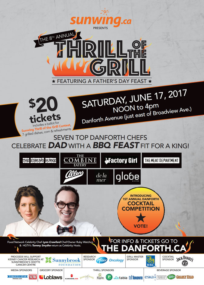 Thrill of the Grill 2017