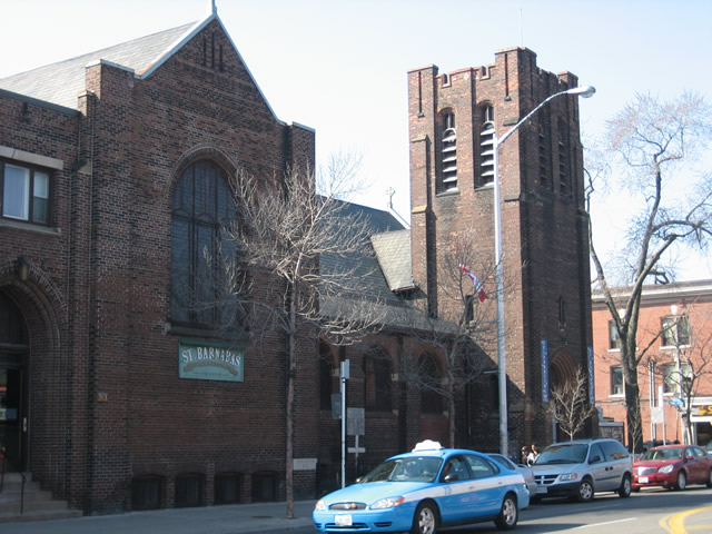St-Barnabas Church