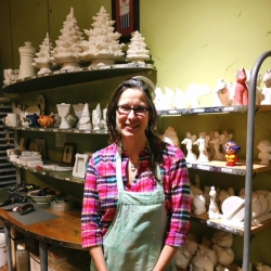 Faces & Places on the Danforth: Desiree @ The Clay Room