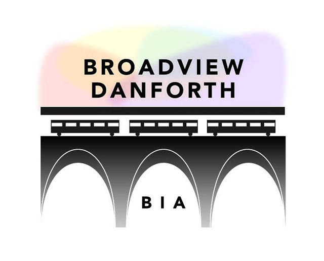 Broadview Danforth BIA Logo