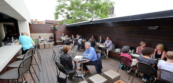 Rooftop Patio is Open