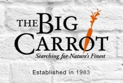 The Big Carrot Celebrates 33 Years!