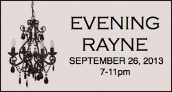 Evening Rayne September 26